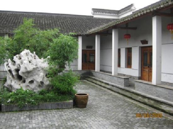 Jin's Farmhouse: 大堂4