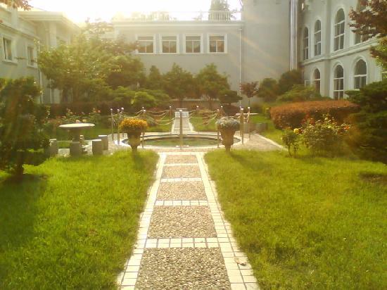 Lan Sun Resort : 夕阳斜照