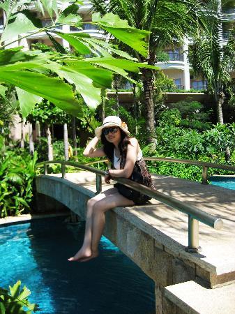 Howard Johnson Resort Sanya Bay: 假期