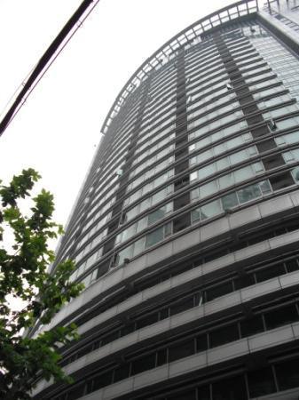 New Space Huiyuan Service Apartment: 外景2