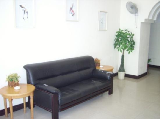 Wanxing Hostel: 大堂2