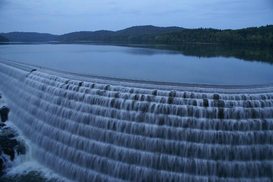 Croton on Hudson, estado de Nueva York: 克劳顿大坝