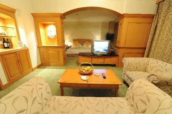 Guoxi Hotel: 豪华套房