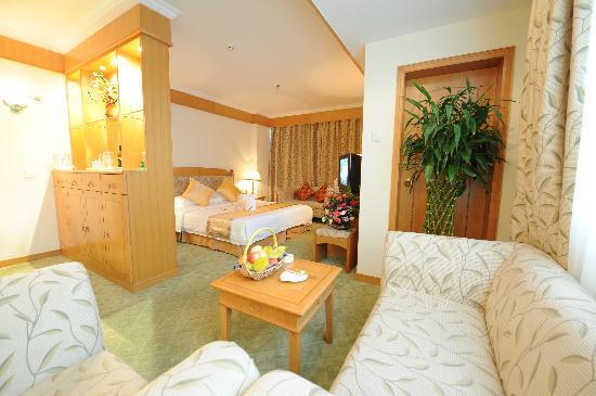 Guoxi Hotel : 蜜月套