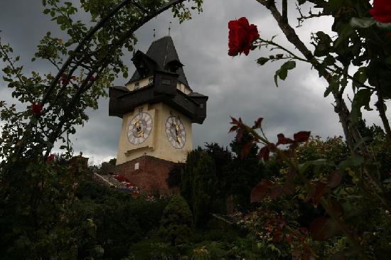 Graz, Østrig: 大钟楼