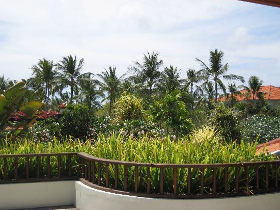 The Laguna, a Luxury Collection Resort & Spa: 院子