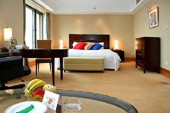 Furama Nanshan Garden Hotel: 套房
