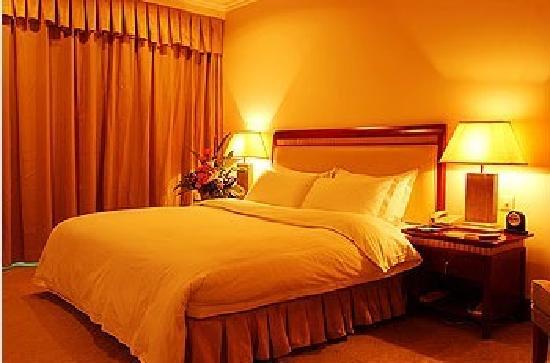 Grand Dragon Hotel (Teng Long Kai Yue): 很不错的房间哦...