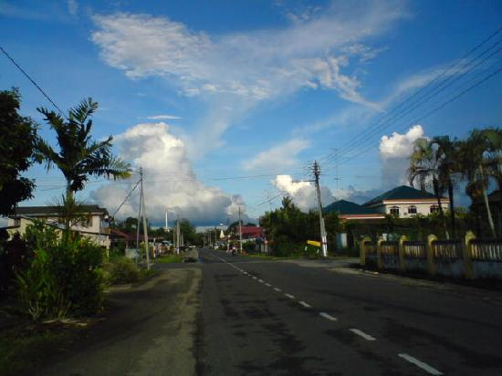 Chaah, Malaysia: wonderful sky
