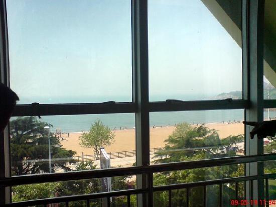 Longjia Hotel: 我住的房间
