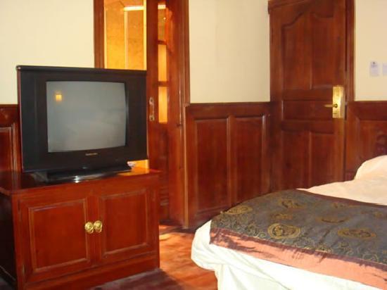 Shambala Ranch Hotel: 客房