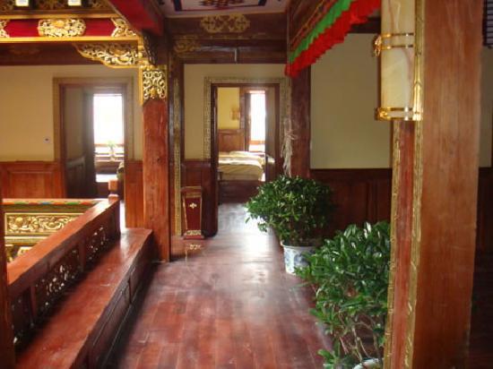 Shambala Ranch Hotel: 走廊