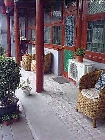 Beijing Best Hotel: 舒适的走廊