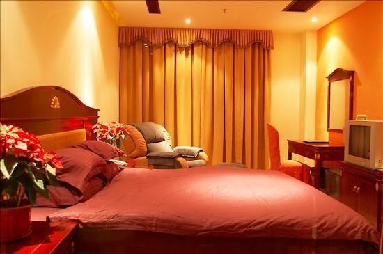 Nanzhou Hotel : 豪华单人房