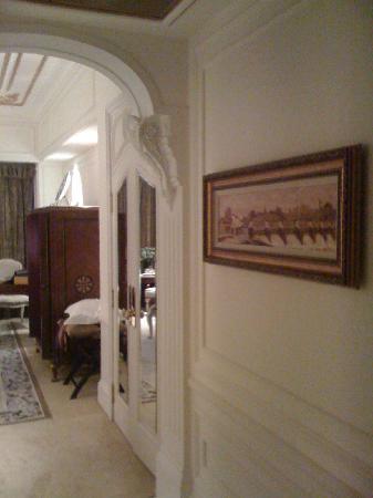 Legendale Hotel Beijing: 玄关
