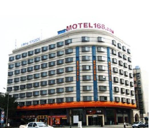 Motel 168 (Wuhan Hankou Railway Station): 1