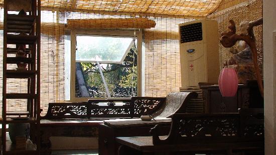Fang Zhuan Chang Antique Courtyard: 想不想躺下来?!!