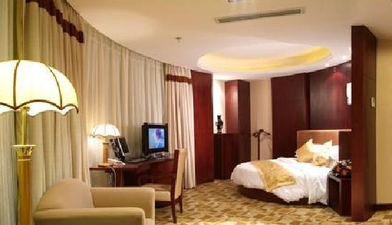 Zijingang Hotel : 客房
