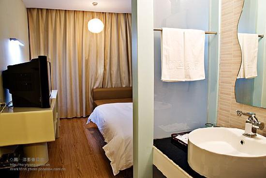 Easy Motel (Danyang Xinmin East Road): 单间