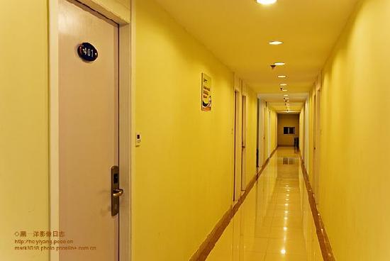 Easy Motel (Danyang Xinmin East Road): 走廊