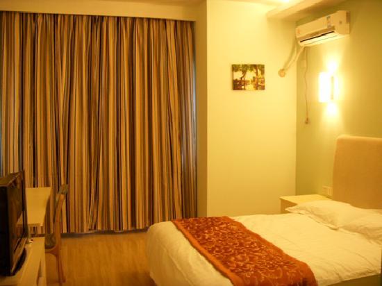 Dingjia Express Hotel: 2