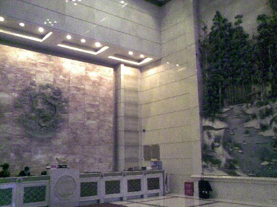 Milkyway Hotel: 够高够大的大堂