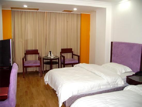 IU Hotel Guangzhou Tianhe Sports Center