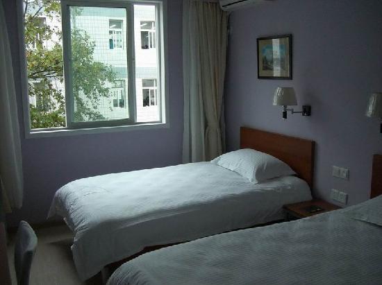 Green Tree Inn Nanjing Xinjiekou Taiping South Road Express Hotel