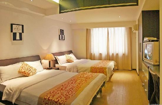 Kaibin Service Apartment (Jinling Wangfu): 1