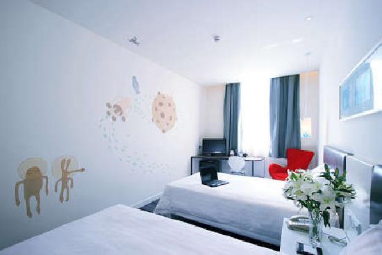 City Inn (Shenzhen Chuangyiyuan ) : 1