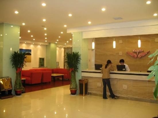 Lianyun Hot Spring Express Hotel