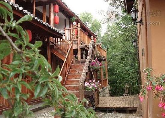 Back Garden Hostel: 2