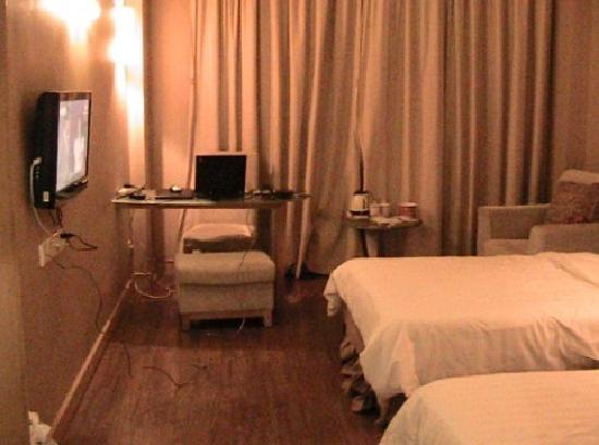 Huangpu Hotel : 小弟房间