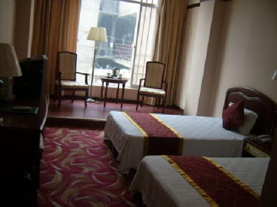 Rose Business Hotel: 房间