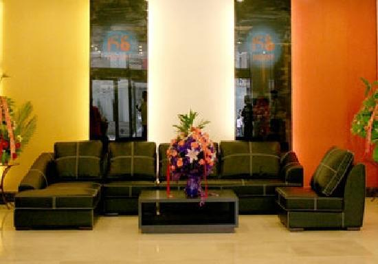 158 Ideal Business Hotel: zxzc