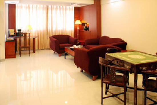 Yuelai Hot Spring Hotel: 单身公寓
