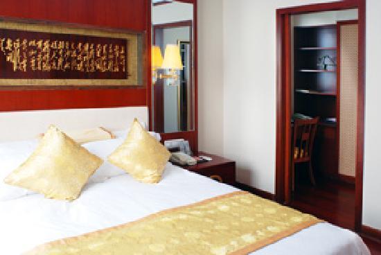 Yuelai Hot Spring Hotel: 客房