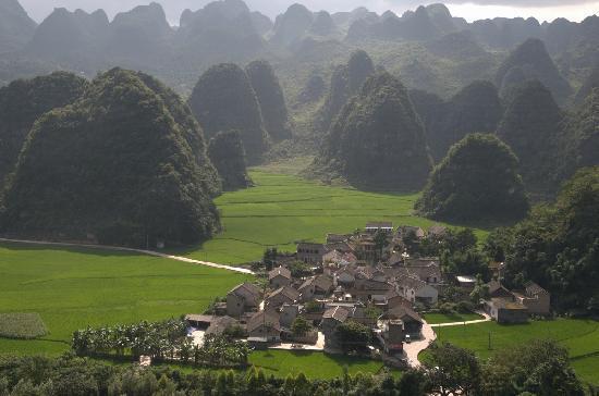Guizhou, China: 兴义万峰林