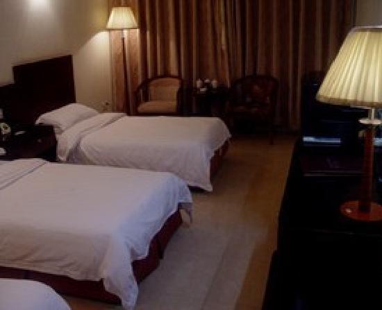 Tianmen Mountain Villa: her
