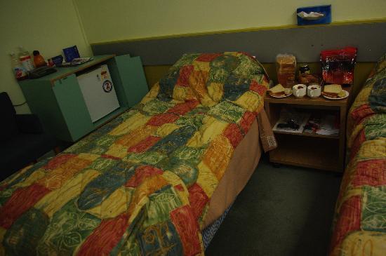 ميامي هوتل ملبورن: 房间