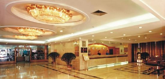 Xiangshan Hotel : 534