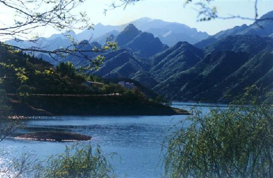 Miyun County, Chiny: 湖光山色