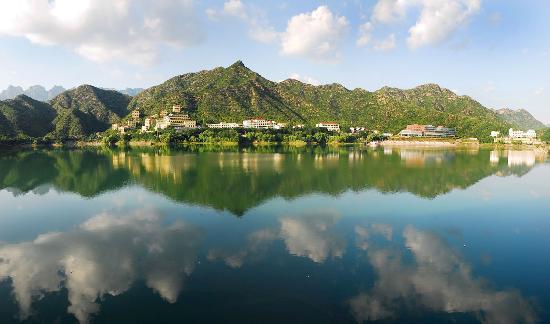 Miyun County, Chiny: 山庄全景