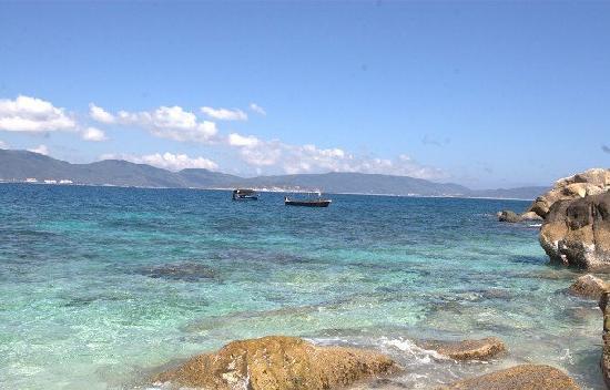 Baifu Bay