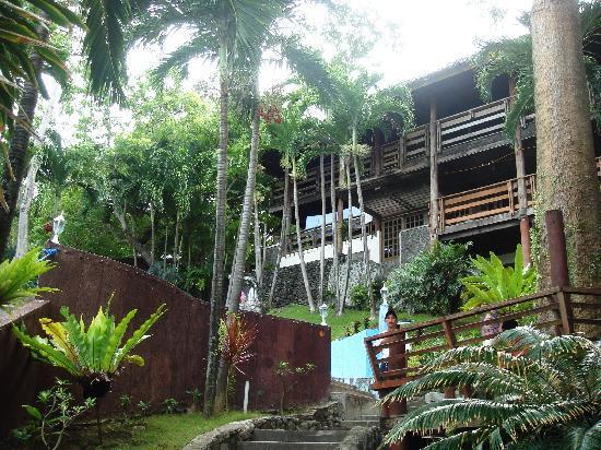 Filippinerne: Anilao Aquaventure Resort
