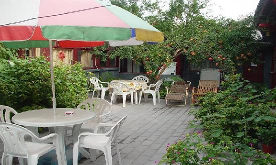 Siheyuan Hostel