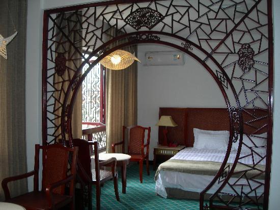 Yifeng Family Hotel: 豪华夫妻间(套房)