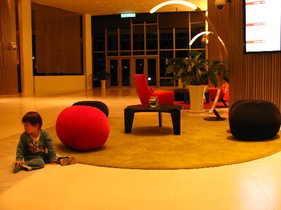 Hotel Novotel Taipei Taoyuan International Airport: 大廳