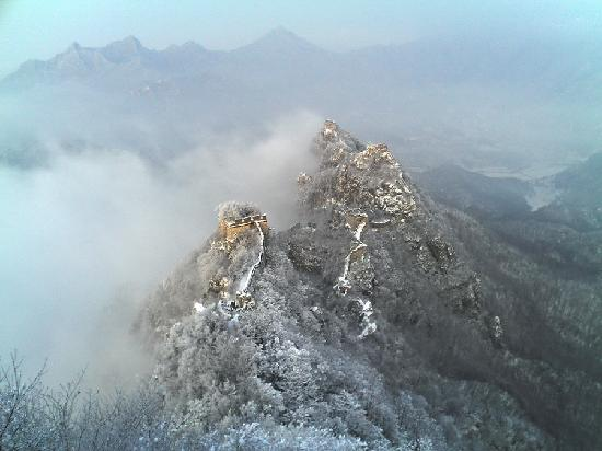 The Great wall of Jiankou-The Great Wall Alternative: 箭扣飞云3