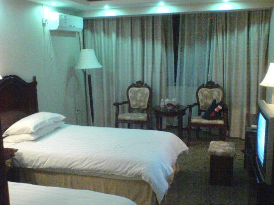 Wenzhou Hotel: 房间